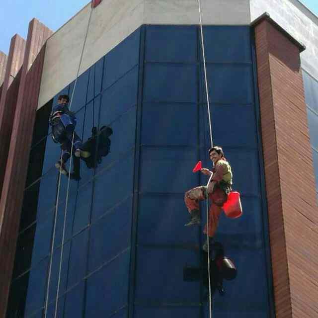 نماشویی با طناب در کرج تهران