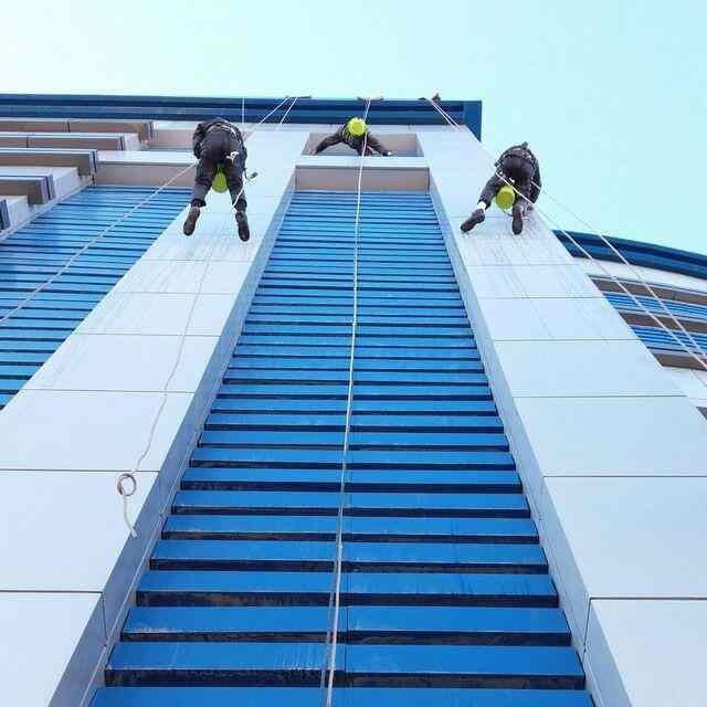 استخدام راپل کار و ارتفاع کار