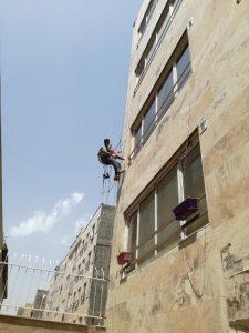 نماشویی - خدمات نمای ساختمان