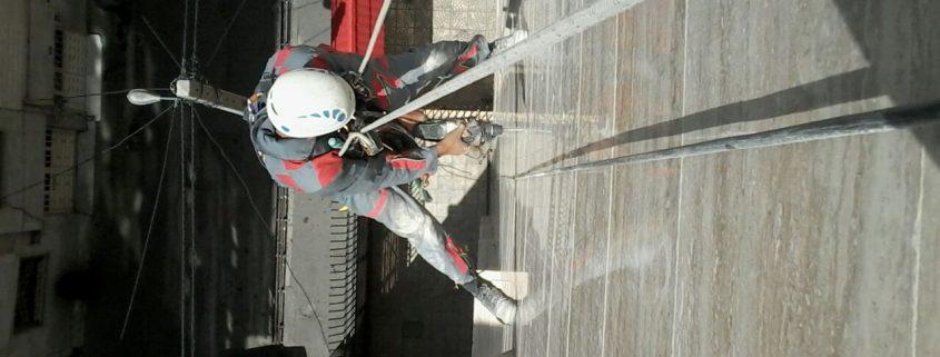 نگهداری نمای ساختمان