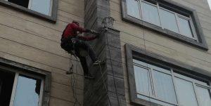 کار در ارتفاع در کرج و تهران