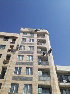 شرکت پیچ و رولپلاک سنگ ساختمان