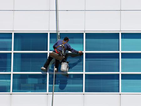 نماشویی ارزان هزینه شستشوی نمای ساختمان